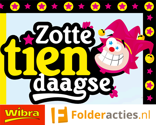 Wibra Zotte tiendaagse folderacties.nl