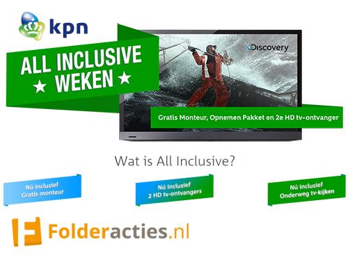 KPN All Inclusive Weken Folderacties.nl