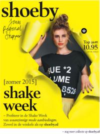 Shoeby Shake week folder