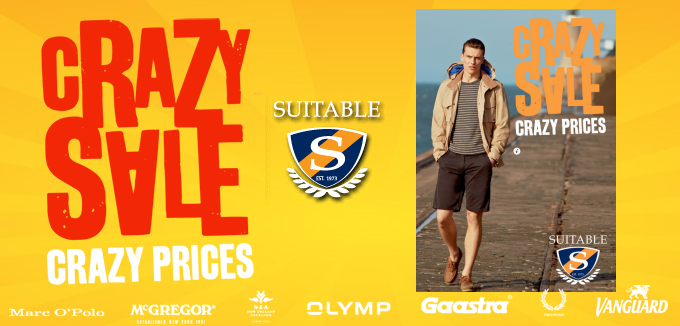 Suitable Crazy Sale Folderacties.nl