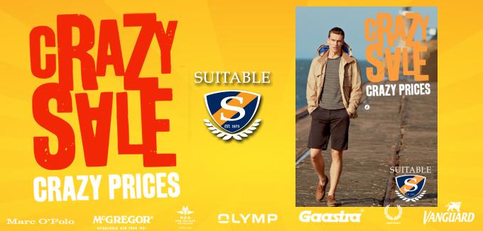 Suitable Crazy Sale Folderacties.nl