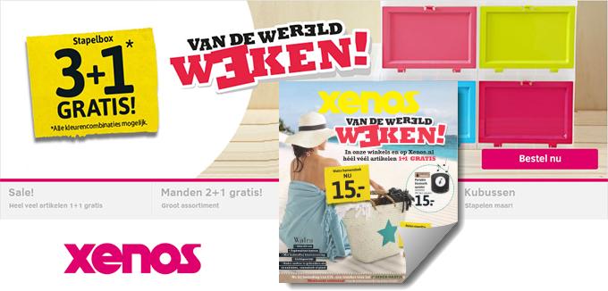 Xenos van de wereld weken folderacties.nl
