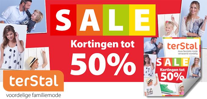terStal Sale Folderacties