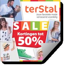 terStal Sale folder geldig t/m 5 juli 2015