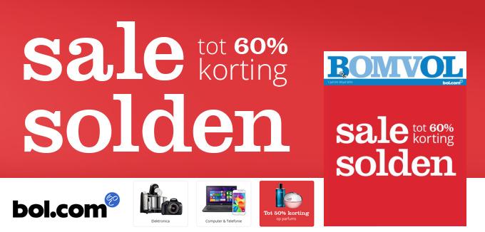 Bol.com Sale folderacties.nl