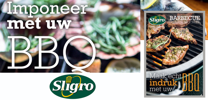 Sligro Barbecue Seizoensbrochure