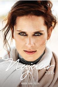 ANNA VAN TOOR inspiratie magazine voorjaar 2015