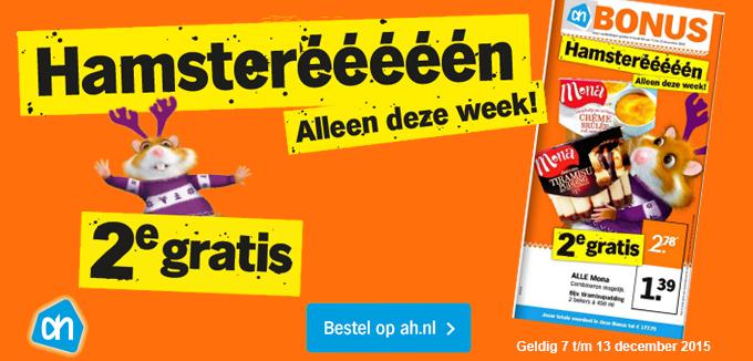 Albert Heijn Hamstereeeeen folderacties.nl