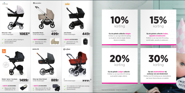 Babypark After Summer Sale aanbiedingen