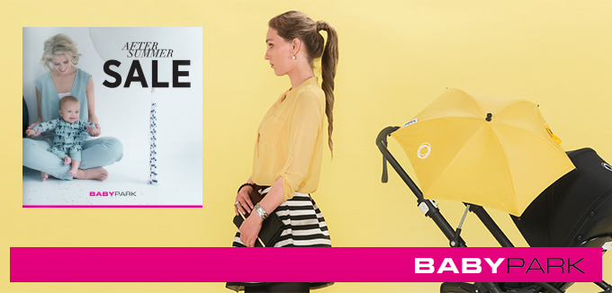 Babypark After Summer Sale folderacties.nl