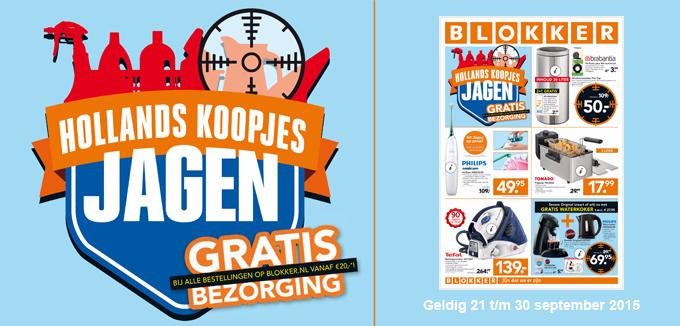 Blokker Hollands Koopjes jagen folderacties.nl