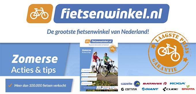 Fietsenwinkel.nl folderacties.nl