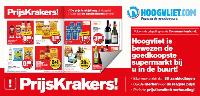 Hoogvliet Prijsknallers Folderacties.nl
