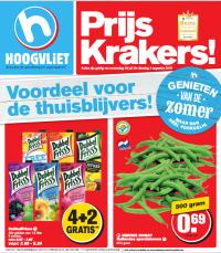 Hoogvliet prijskrakers folder tm 4 augustus 2015