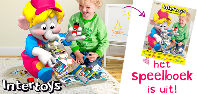 Intertoys Speelboek 2015 folderacties.nl