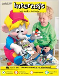Intertoys Speelboek 2015