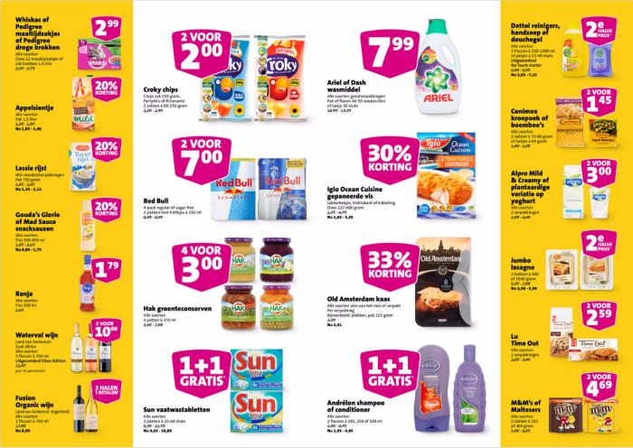 Jumbo Super Deals aanbiedingen