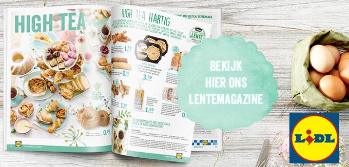 Lidl Delicieux Paas folder 2 folderacties.nl