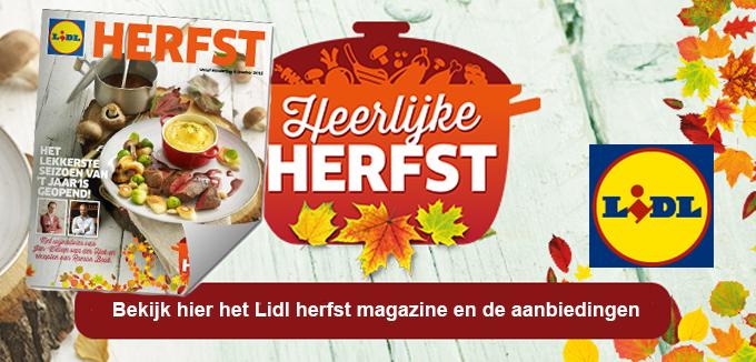 Lidl Heerlijke Herfst folderacties.nl