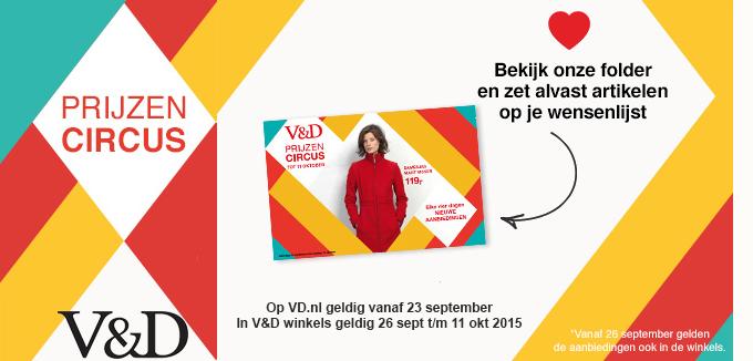 VD PrijzenCircus folderacties.nl