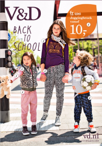 VD back to school folder 10 t/m 23 augustus 2015
